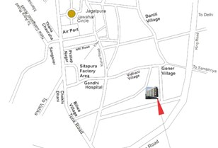 Llocation Map 1