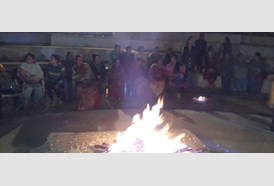 Celebrate Lohri at Manglam's Aananda 2