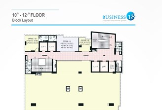 Office Space in Business 18 New Atish Market,Jaipur