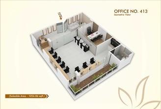 Office Space in Golden Leaf Tonk Road,Jaipur