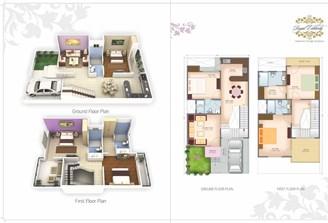 3 Bhk Duplex Villa in Royal Celebrity Jaisinghpura,Jaipur
