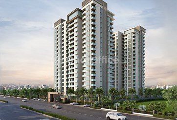3 Bhk Flat With Servant Room prop gallery