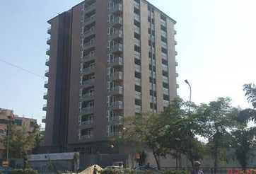 4 Bhk Flat With Servant Room prop gallery